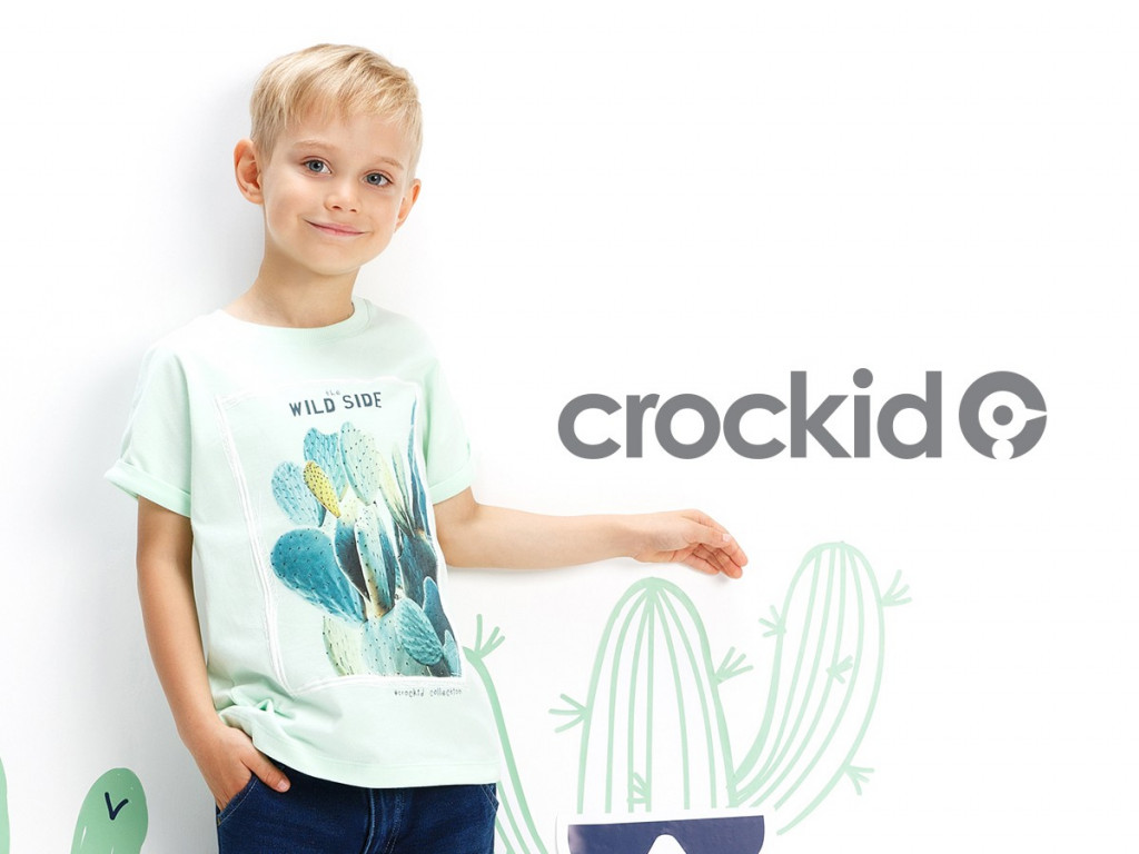 Франшиза Crockid - детская одежда