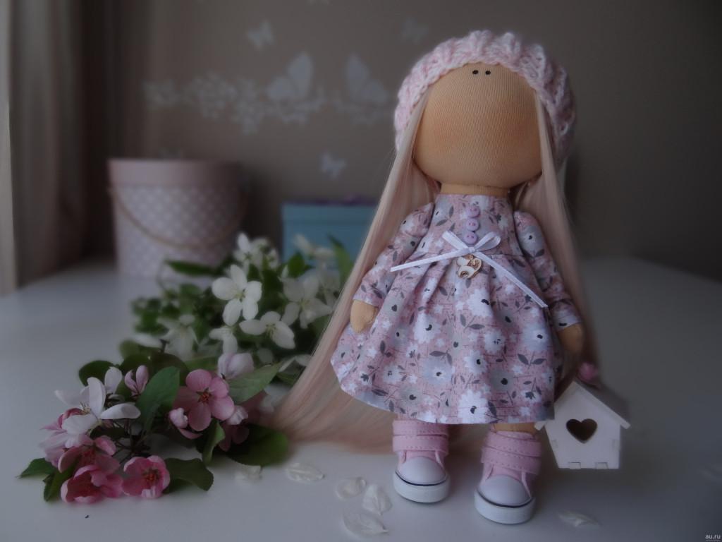Куклы ручной работы. Автор - Любовь Соболева
