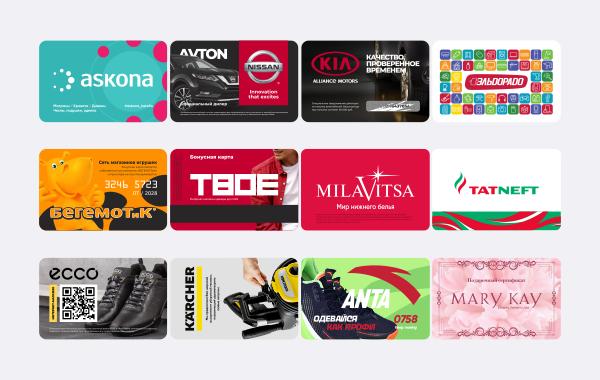 Франшиза CARDZAVOD - онлайн-поставка пластиковых карт