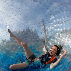 Бизнес план: как открыть водный аттракцион аквазорб