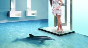 Бизнес план: как открыть бизнес на наливных 3D полах