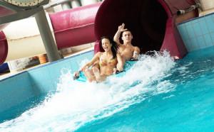 Бизнес план: как открыть аквапарк