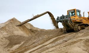 Добыча песка: бизнес идея