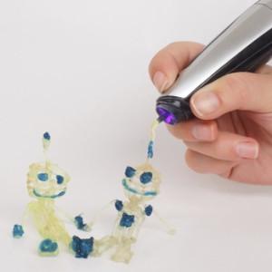 """Российский стартап создал первые в мире """"холодные"""" ручки 3D печати"""