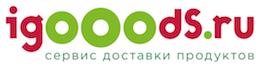 iGooods - доставка продуктов из гипермаркетов