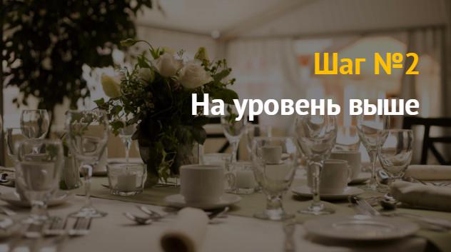 Бизнес план: организация свадеб, торжеств и юбилеев