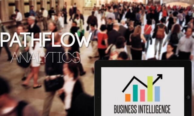 Pathflow измеряет поведение клиентов.