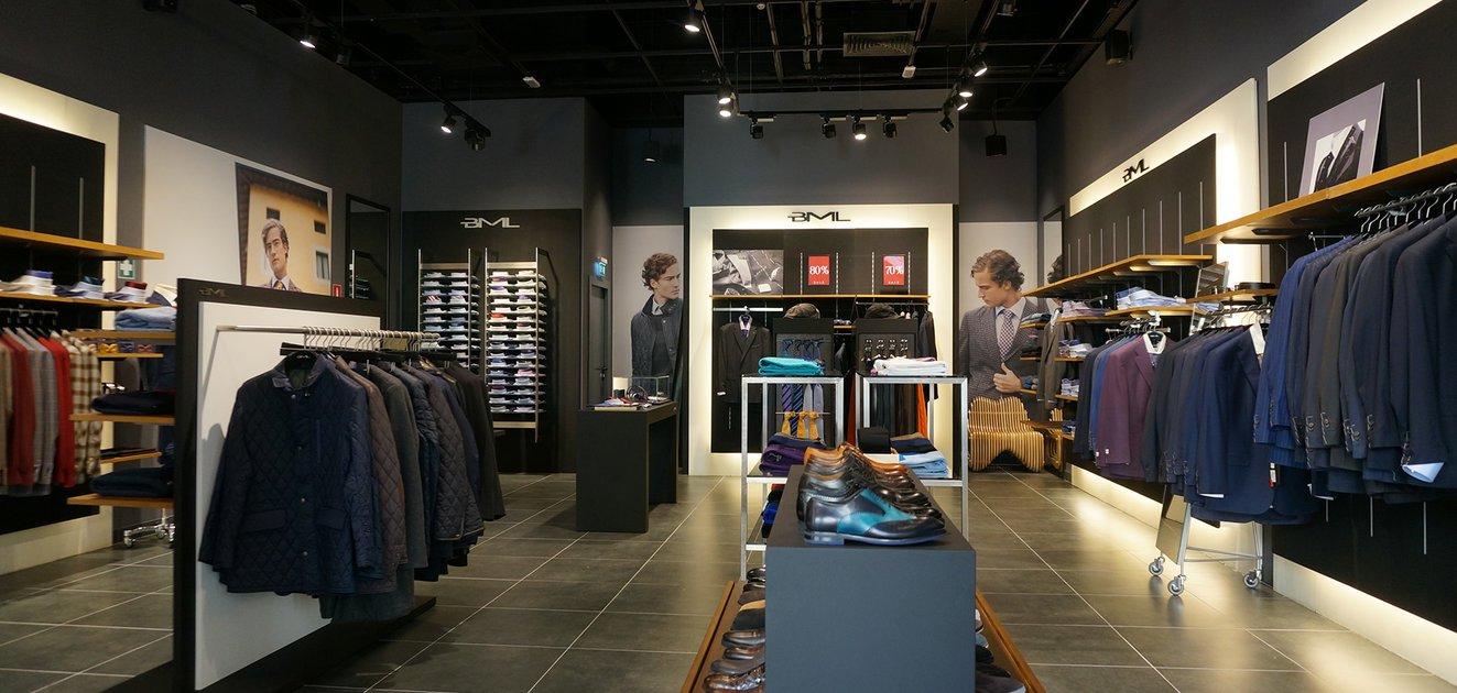 4ab9607921d Франшизы магазинов мужской одежды  обзор рынка